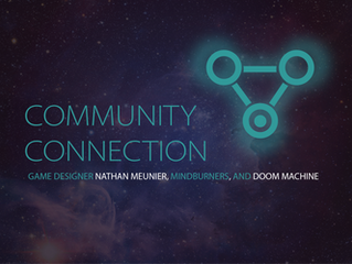 Community Connection: Nathan Meunier and the Mindburners/Doom Machine Interview