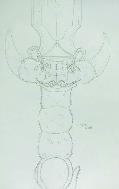 Viperus Sketch