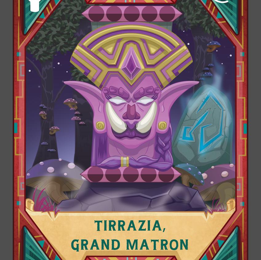 Tirrazia, the Grand Matron