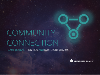 Community Connection: Rick Hou and the Masters of Charms Interview