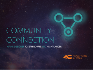 Community Connection: Joseph Norris and the Nightlancer Interview