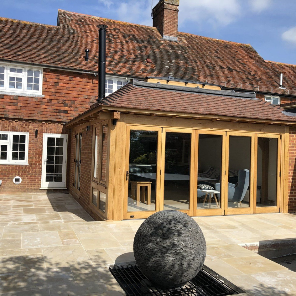 Cranleigh Office/Dining Extension