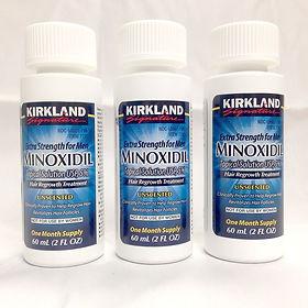 Minoxidl Tratamento