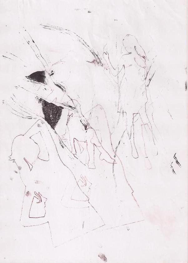 Daniel Iriarte   Screen prints
