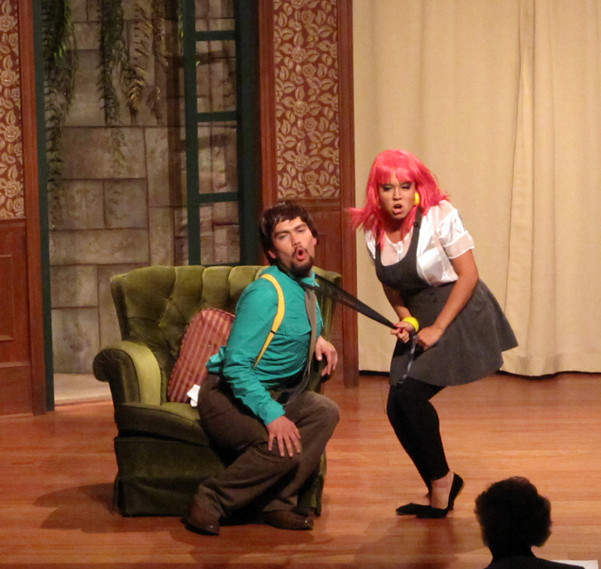 Daniel Iriate | Theater director
