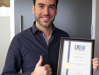 Mathieu Plante, Directeur des ventes chezCombustible