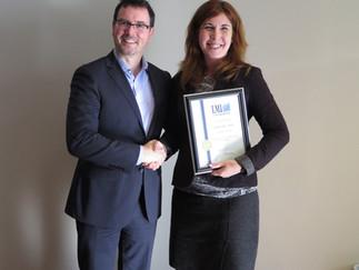 Johanne Dubé, CRHA, Directrice Ressources humaines chez Trudeau Corporation