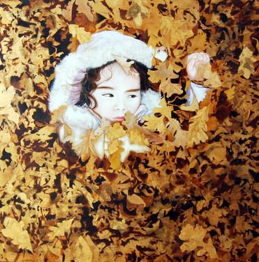 Ten Thousand Leaves II (2014)
