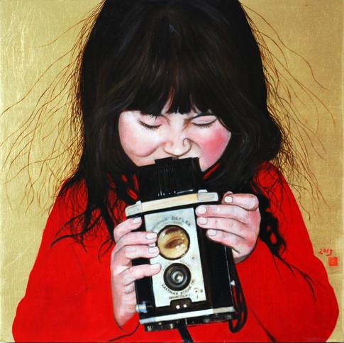 Girl in Red I (2013)