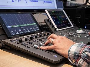 audio services at Windwhistle Studios, Devon
