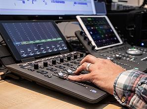 Audio services at Windwhistle Studios in Devon
