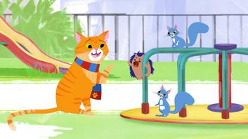 Streetcat Bob