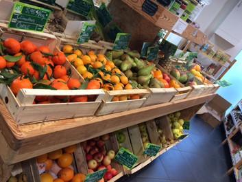 Le plein de vitamines avec les fruits et légumes de saison!