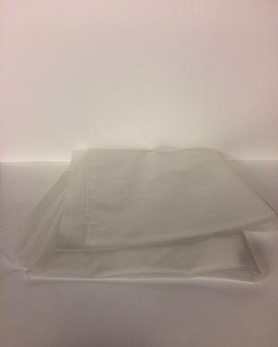 puinzak 62x107cm 150µ transparant