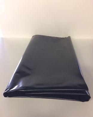 puinzak 61x98cm 150µ zwart