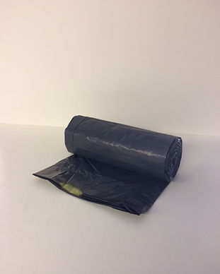 vuilniszak 62x85cm 45my grijs