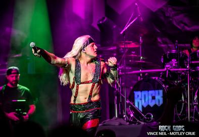 Vince Neil - The Rock Gods
