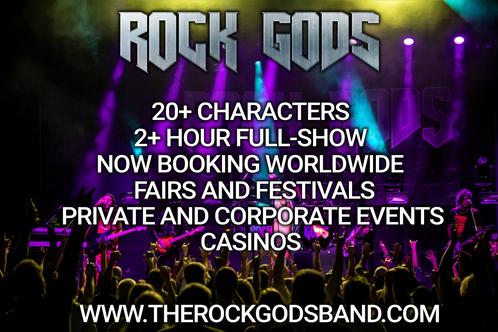 The Rock Gods Band