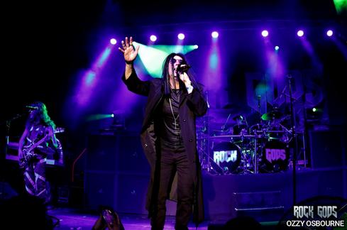 Ozzy Osbourne - The Rock Gods