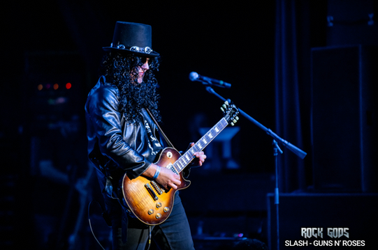 Slash - The Rock Gods