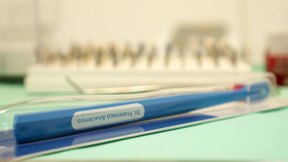 spazzolino anaclerico