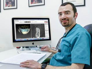 L'implantologia computer assistita: Massima sicurezza, senza dolore.