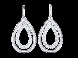 M0214 Two Tier Pear Drop Earrings_21_Vie