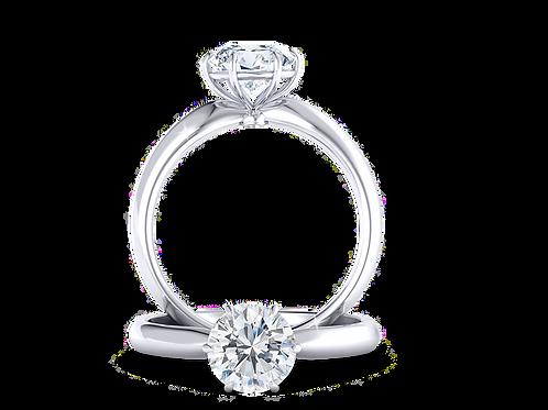 LD Solitaire Diamond Ring