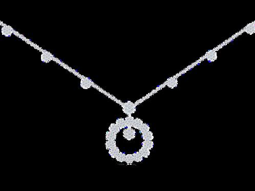 Dahlia Necklace (3.94ctw)