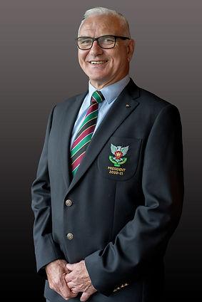 Brian Murray DLSP FC President 2020-2021