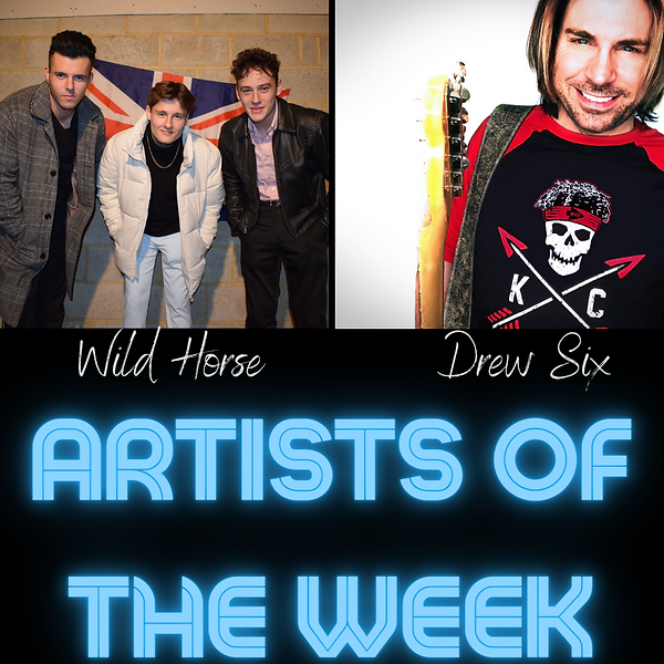 artists of the week Wild Horse and Drew