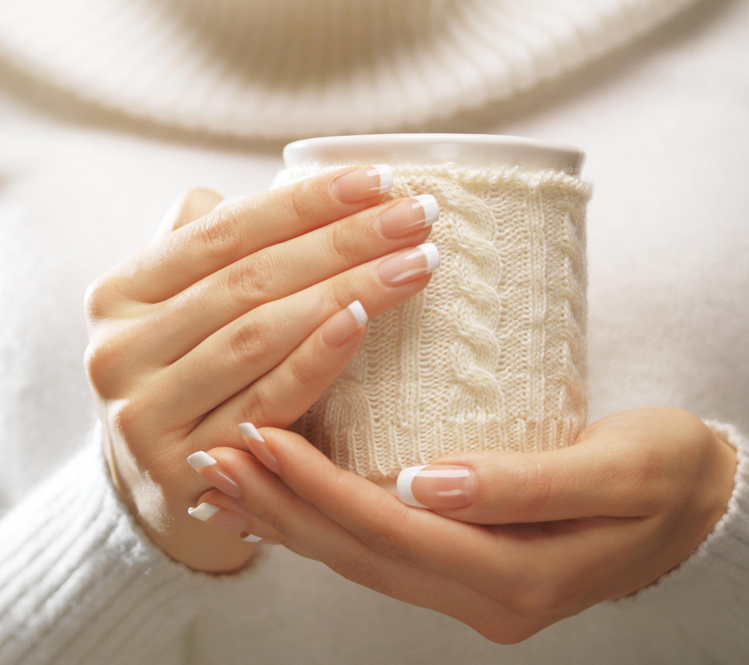 French manicure design