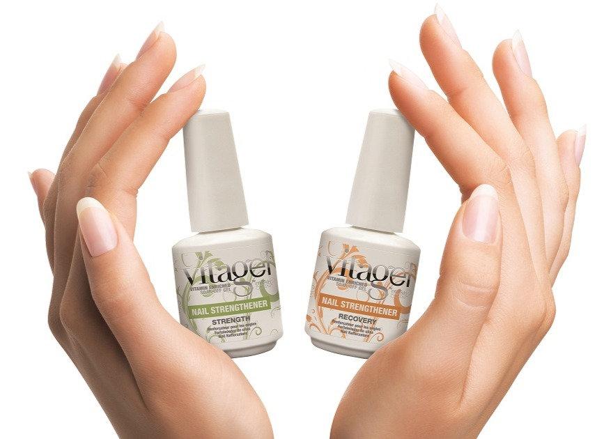 Strengthening natural nails (no color)
