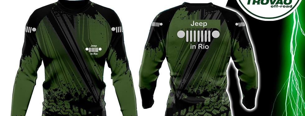 Camisa UV50+ Clube Jeep In Rio