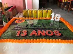 13 anos JCM-182