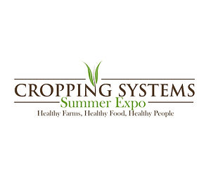 Cropping Systems Conference Logo Summer