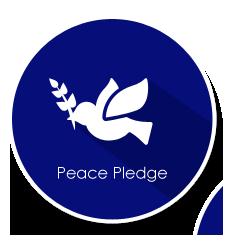 peace pladge