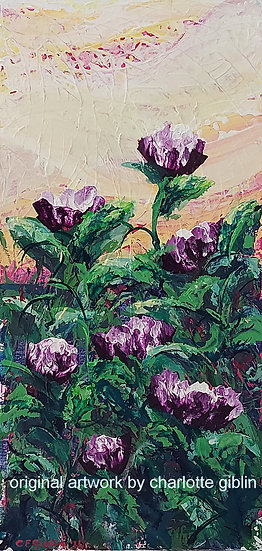 Spring into Purple (2021) | SOLD