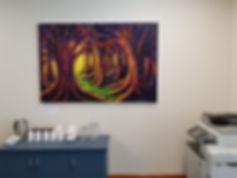 Art at Taranaki Chamber of Commerce