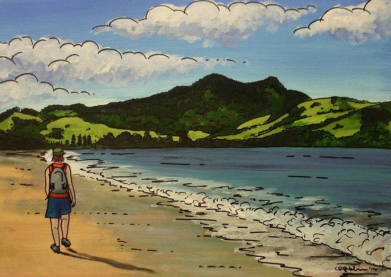 Simpson's Beach (2014) | SOLD