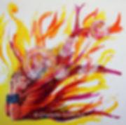 C Giblin abstract figurative contemporary nz fine art