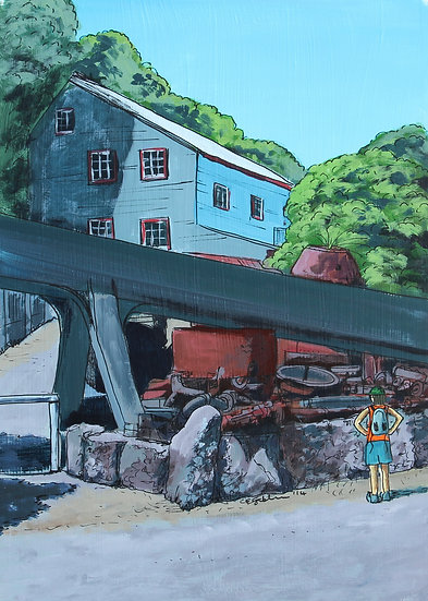 Hauraki Prospector's Assn (2014) | SOLD