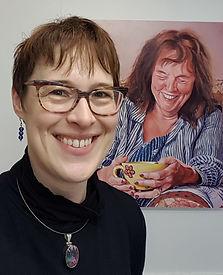 Charlotte Giblin artist | art tutor | 2019
