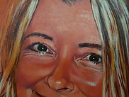 portrait sample - eyes detail - by C Giblin