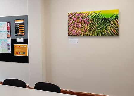 Art at Taranaki Chamber of Commerce