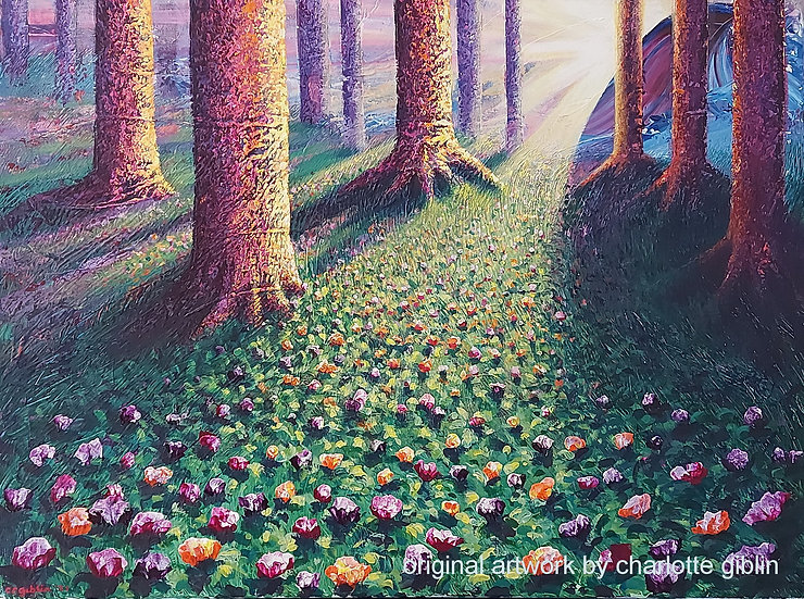 The Forest Full of Flowers (2021)