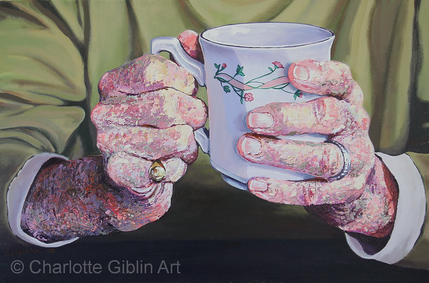 These Hands (2018) | SOLD