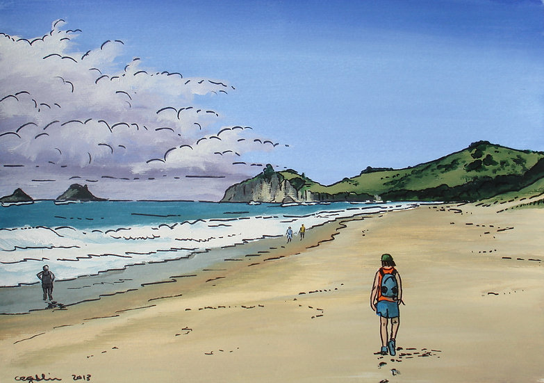 Hahei Beach | SOLD