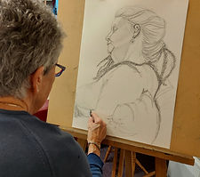 Life Drawing workshop in New Plymouth