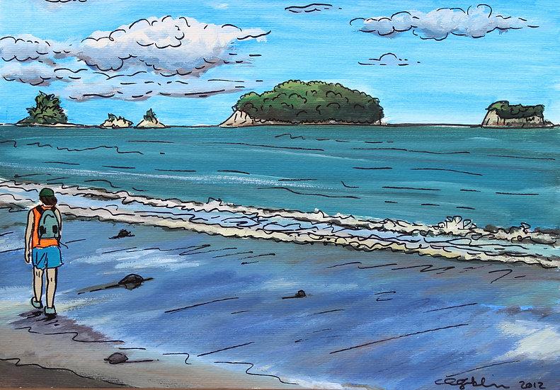 Whangamata Islands (2012) | SOLD